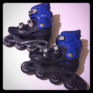 Xtreme Limits Size 6 Roller Blades